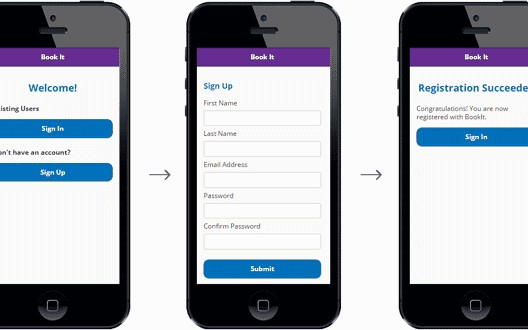 ... User Registration System for a jQuery Mobile Application - DZone Java