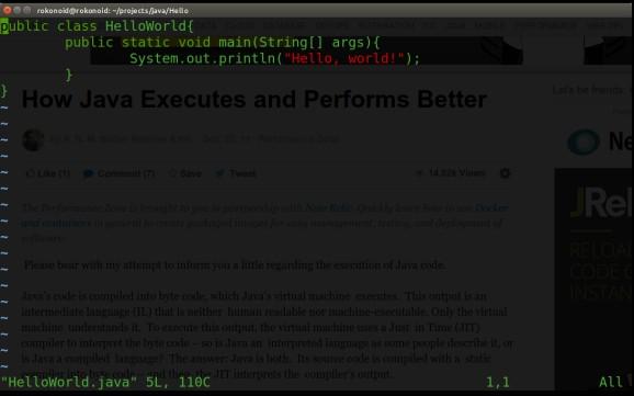 CAFEBABE: Java's Magic Word - DZone Java