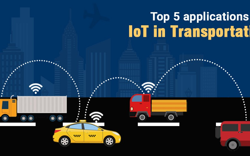 Top 5 Use Cases Of Iot In Transportation Dzone Iot