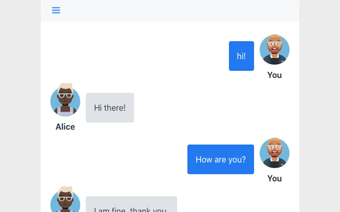 Implementing a Web Chat With AI in Java