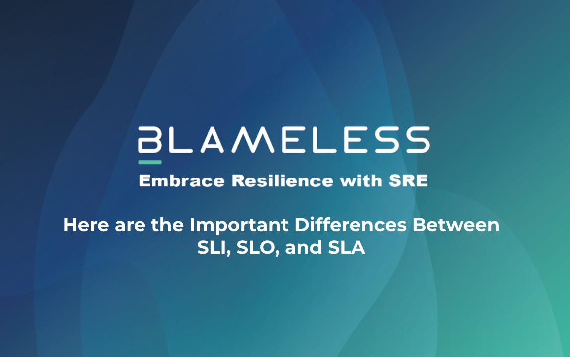 Here are the Important Differences Between SLI, SLO, and SLA