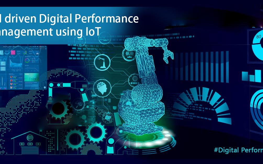 KPI-driven Digital Performance Management Using IoT