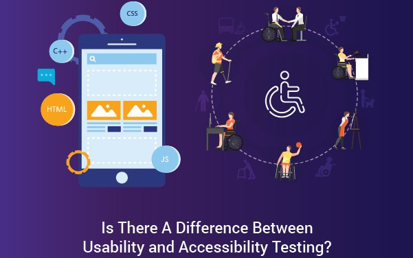 Is There a Difference Between Usability and Accessibility Testing?