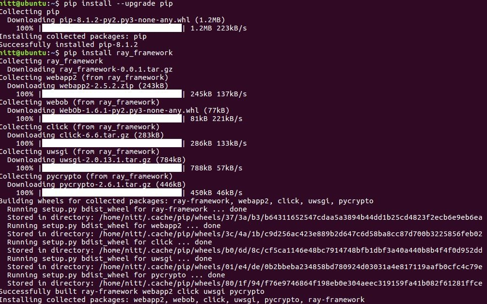 A Beginner-level Tutorial to Ray: A New Python Framework - DZone Web Dev