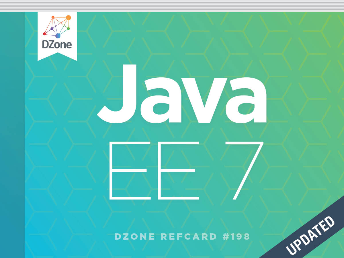 Java enterprise edition 7 dzone refcardz java enterprise edition 7 baditri Image collections