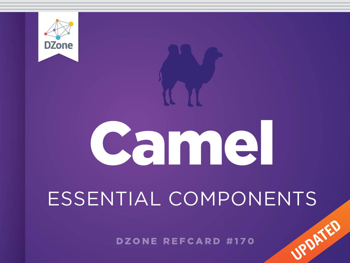 Camel essential components dzone refcardz camel essential components malvernweather Images