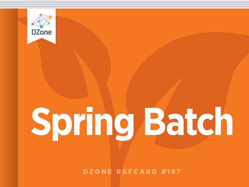 Spring Batch Tutorial Pdf