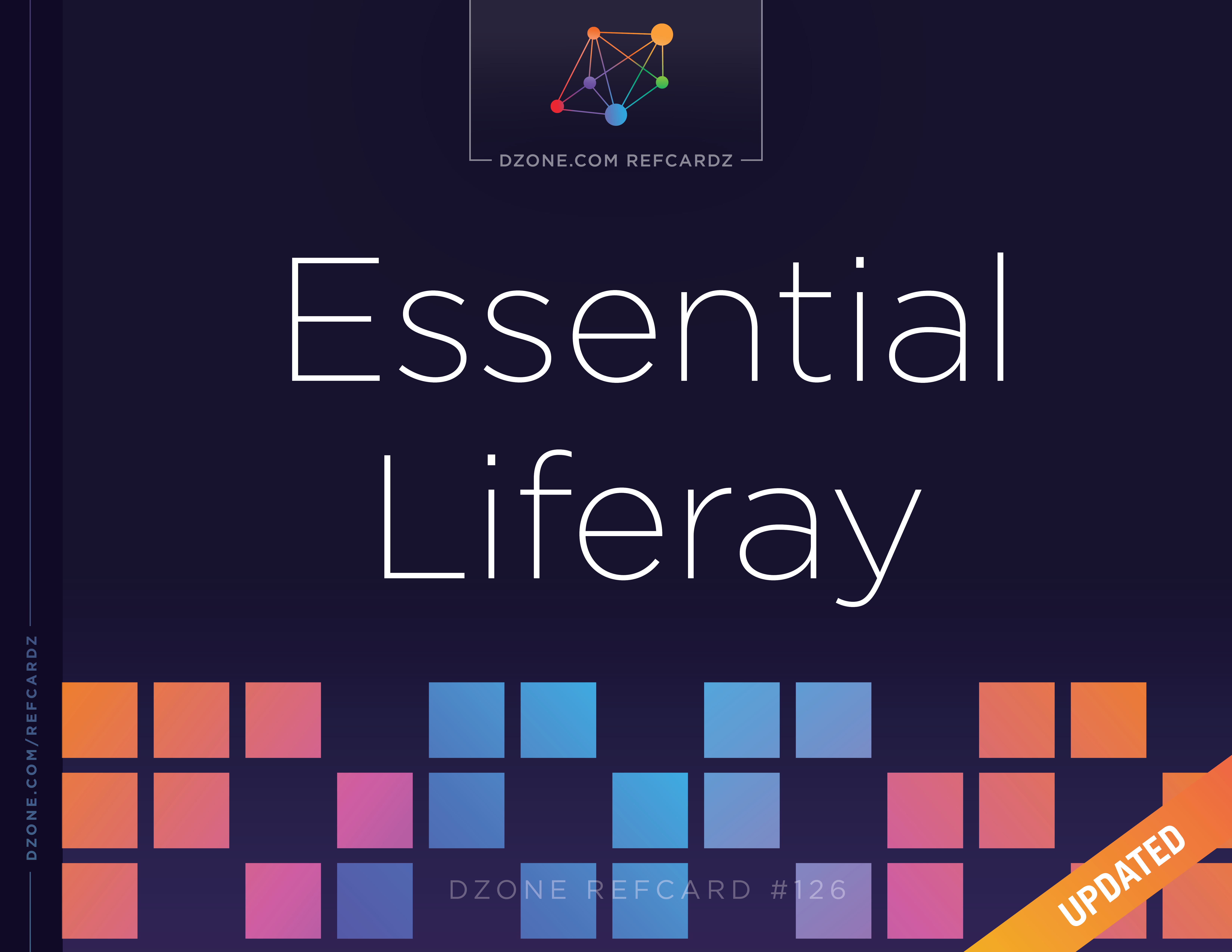 Essential Liferay Dzone Refcardz