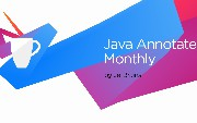 Java Annotated Monthly: September 2018