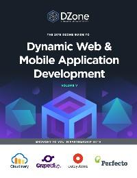 Dynamic Web and Mobile Application Development