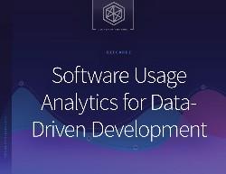 Software Usage Analytics for Data-Driven Development