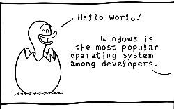 Hello World! [Comic]