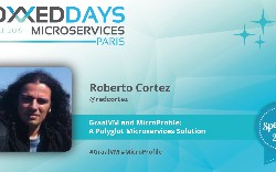 "Voxxed Days Microservices: Roberto Cortez on ""GraalVM and Microprofile: A Polyglot Microservices..."