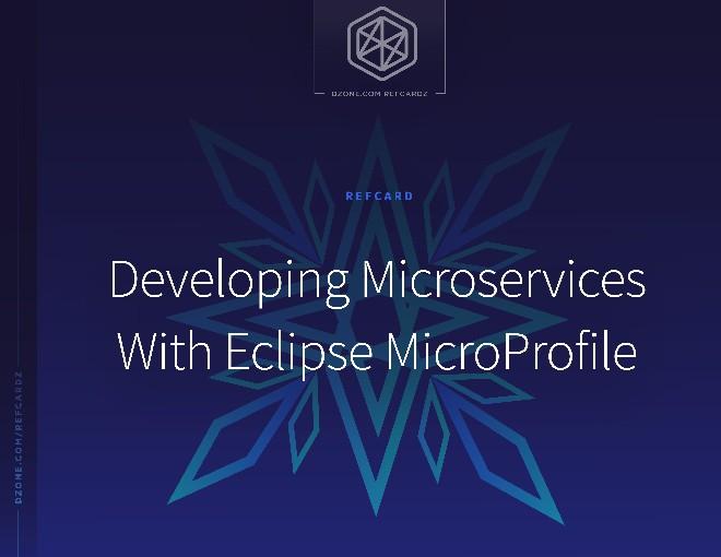 Eclipse MicroProfile