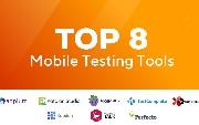 Top 8 Mobile Testing Tools - 2020 Update