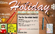 DZone Holiday Drawing Hackathon