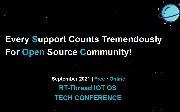 Sept. 16-17: Free Virtual IoT OS Tech Conference