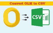 Simple Method to Convert OLM to CSV Manually