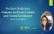 Performing Sentiment Analysis Video