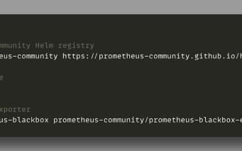 Prometheus Blackbox: What? Why? How?