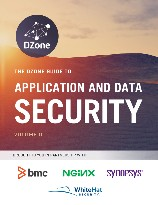 Application and Data Security
