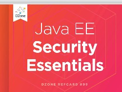 Java EE Security Essentials