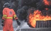 Firefighting Is a Team Sport