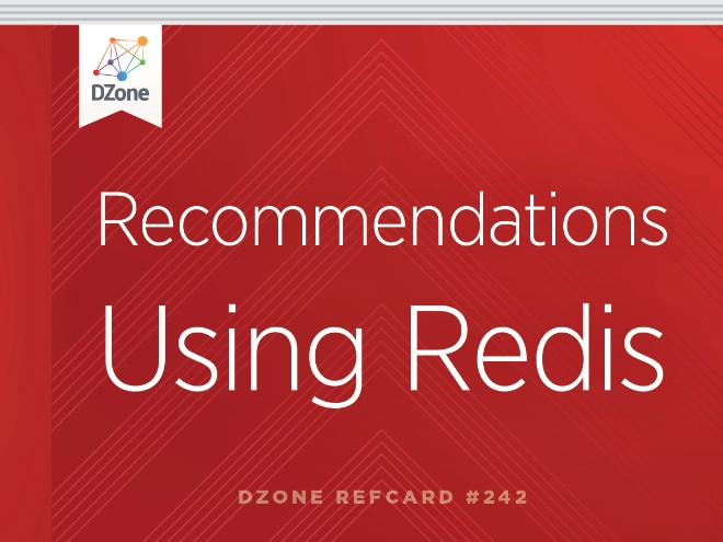 Recommendations Using Redis