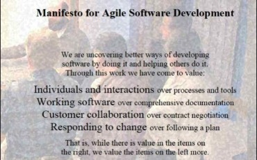 Manifesto vs. Process: Avoiding the Agile Ritual and Maximizing Customer Return Pt. 1
