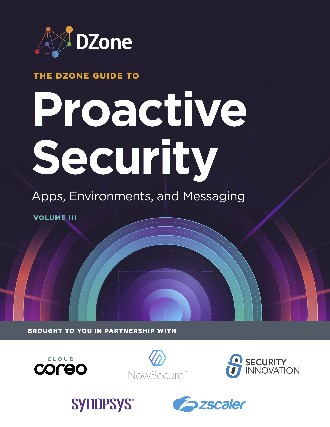 Proactive Security: Apps, Environments, and Messaging