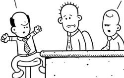 Meetings [Comic]